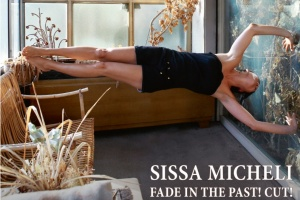 Sissa Micheli FADE IN THE PAST! CUT!